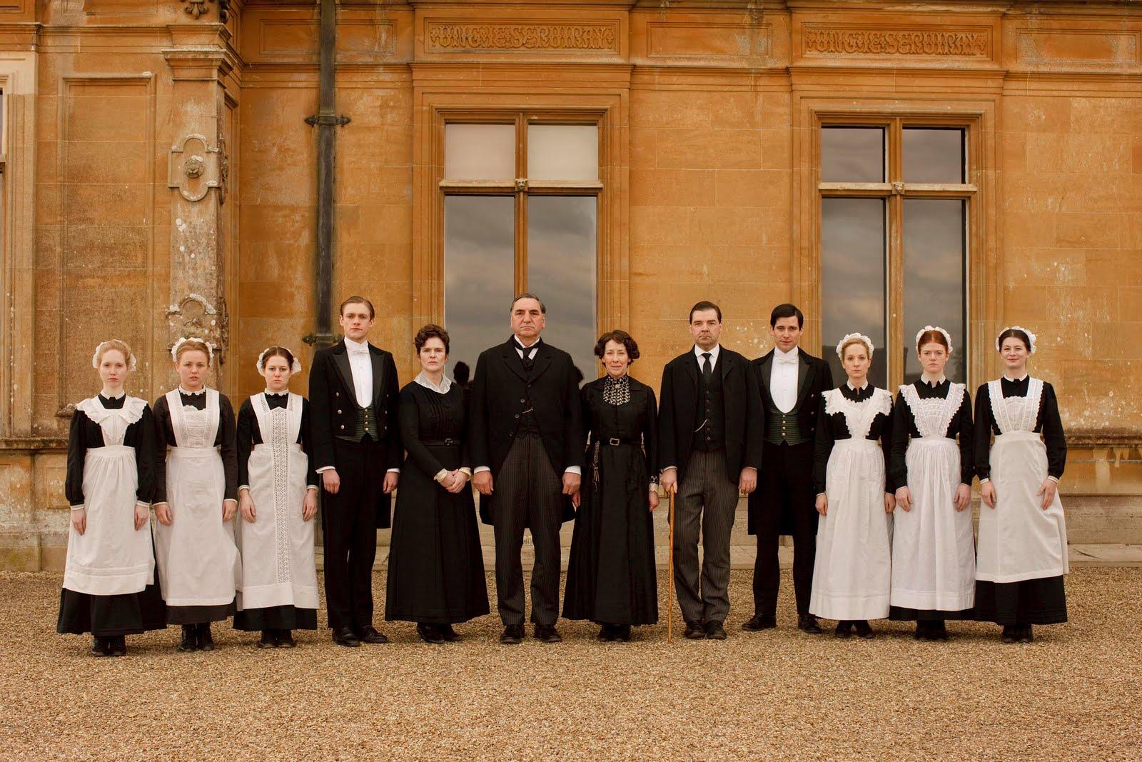 Downton abbey - Downton abbey histoire ...